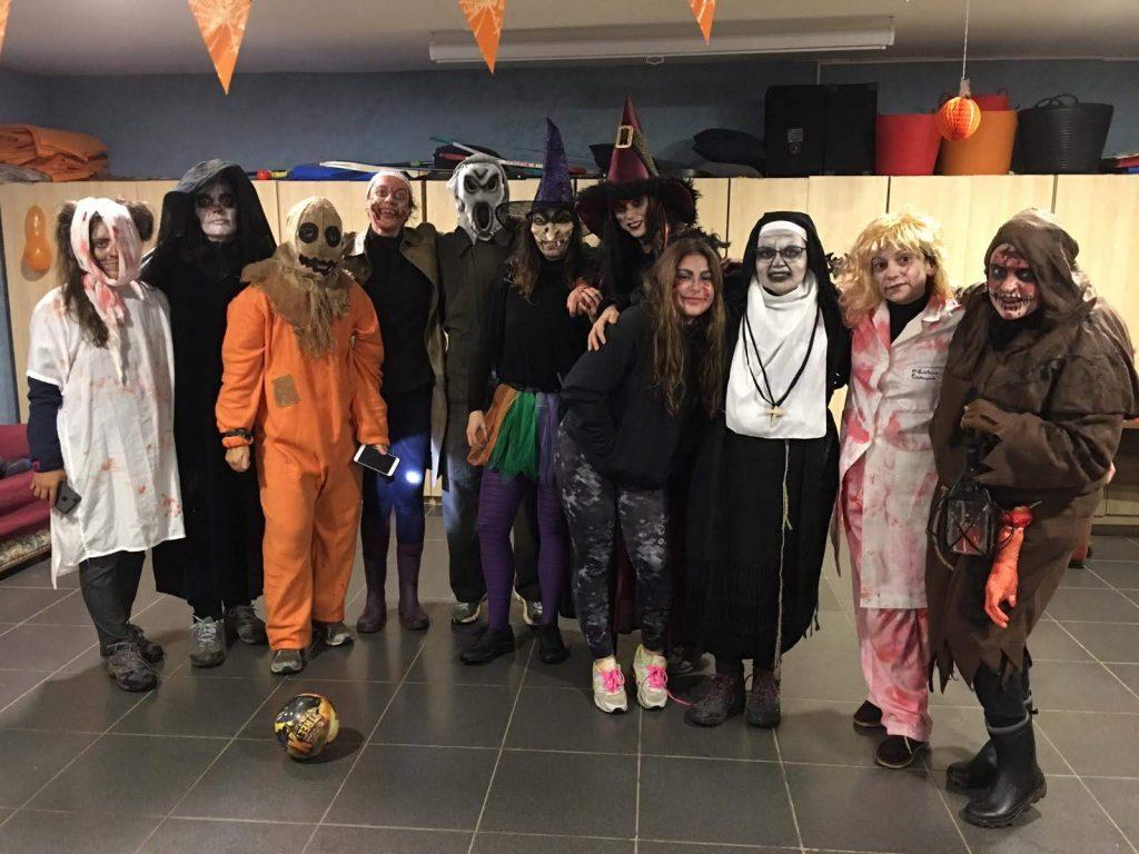 diversion halloween con hijos
